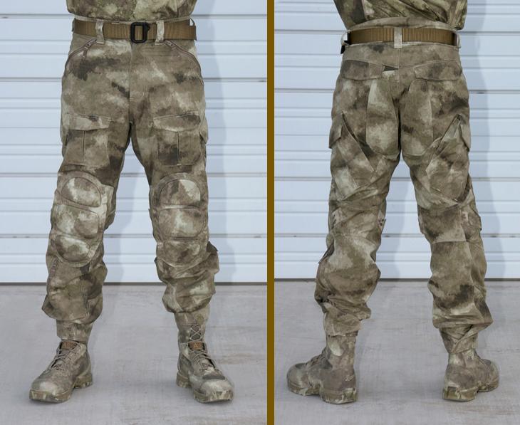 Combat Pants Prototype