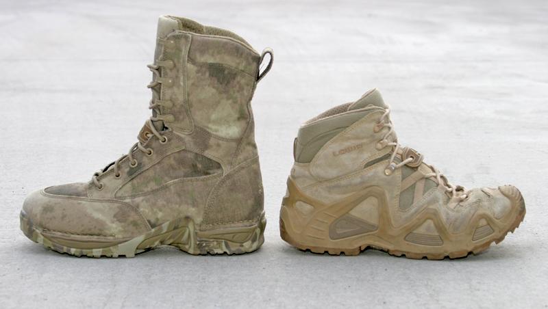 Danner TFX Hot Boots A-TACS | MILTECHREV