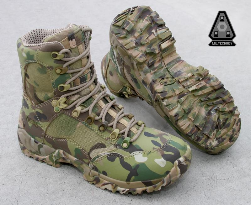 Magnum Boots Sidewinder Combat Desert Multicam Hpi
